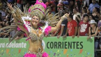 Corrientes, capitale du carnaval en Argentine