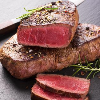 Le manque de viande dans l'alimentation