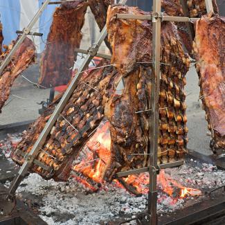 A découvrir, L'asado argentin