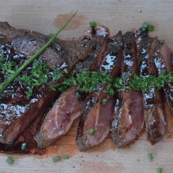 Flat Iron Steak de coeur de paleron