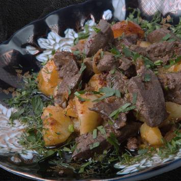 émincé de boeuf d'exception pour salade Thaï